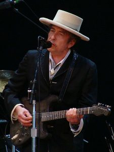 Bob Dylan är en legend som lyckas hålla sig relevant än idag