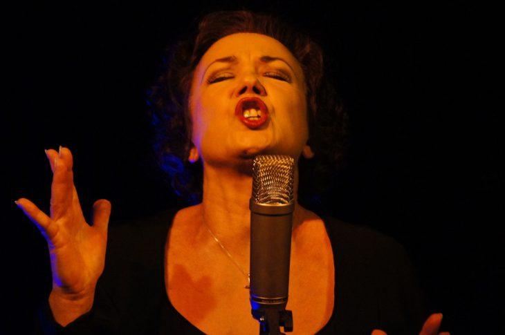 En operasångerska